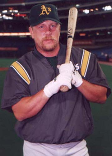 Photo of Matt Stairs